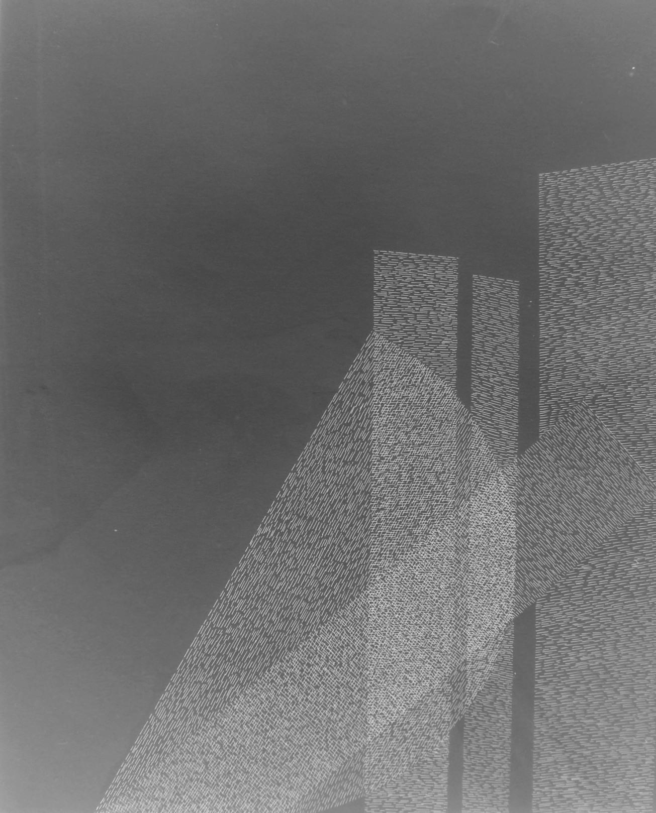 Sans titre 4, série Apparitions - Anne-Sophie Coiffet